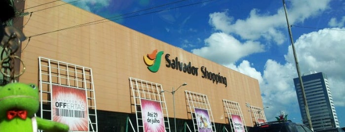 Salvador Shopping is one of Shoping.