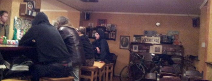 Cafe Leningrad is one of Bars and Pubs in Riga.
