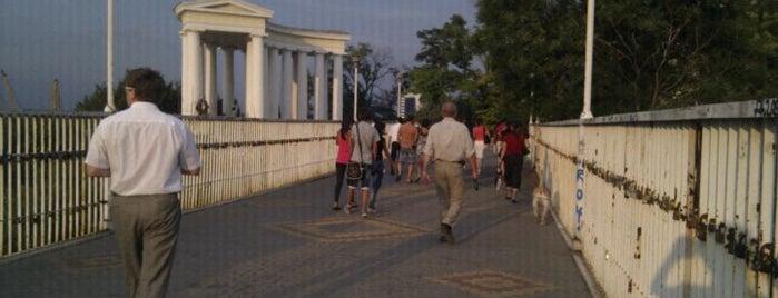 Тёщин Мост / The Tyoschin Bridge is one of Top 10 favorites places in Одесса, Ukraine.