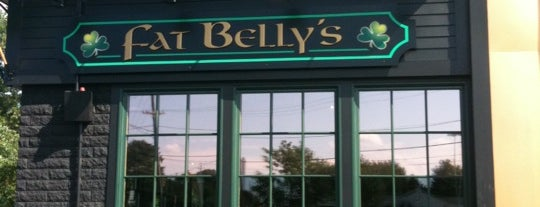 Fat Belly's Pub is one of Cozy Caterer.