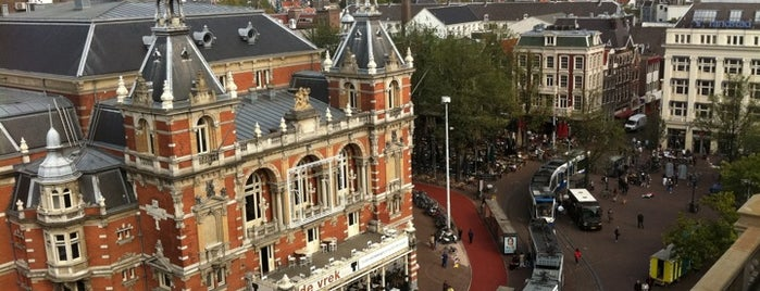Leidseplein is one of All-time favorites in Netherlands.