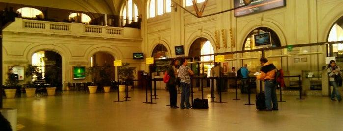 Terminal Fluvio-Marítima de Montevideo / Buquebús is one of Buquebus Montevideo - Uruguay.