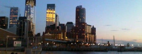 "Hudson River Park Run is one of ""Be Robin Hood #121212 Concert"" @ New York!."