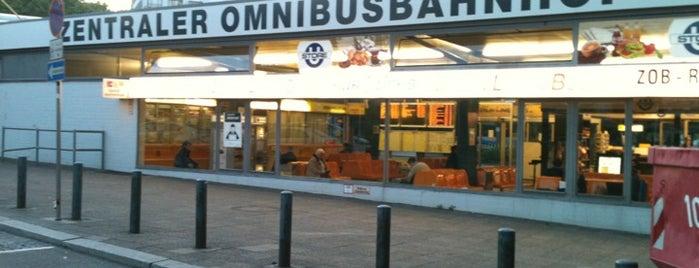 ZOB am Funkturm is one of Berlin.