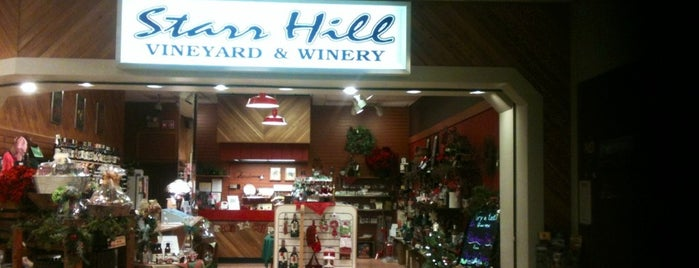 Starr Hill Winery is one of Our Partners.