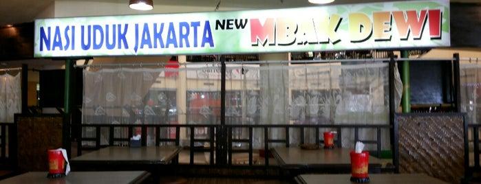 Nasi Uduk Jakarta Mba Dewi is one of 20 favorite restaurants.