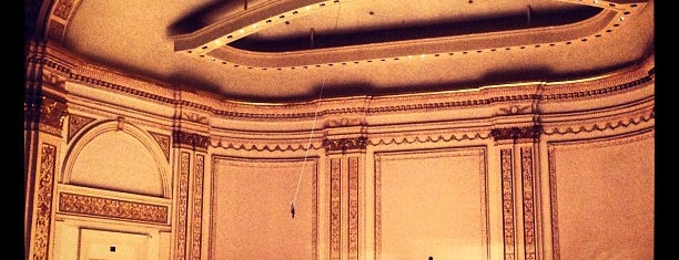 Carnegie Hall (Stern Auditorium/Perelman Stage) is one of NYC insider's tips.