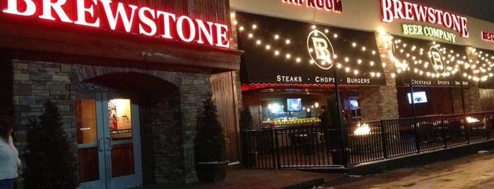 Brewstone Beer Company is one of Places to eat in INDY.