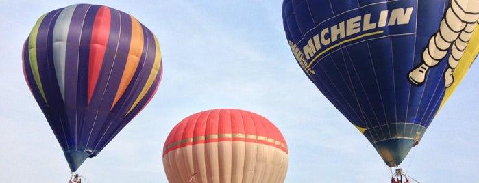 Putrajaya International Hot Air Balloon Fiesta is one of Putrajaya.