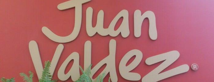 Juan Valdez Café is one of Comida.