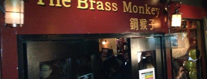 The Brass Monkey is one of Favorite Restaurants in Taiwan.