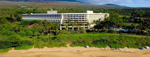 Makena Beach & Golf Resort is one of Potential Vendors.