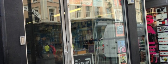 Music & Video Exchange is one of Bin Flipping: Record Shops #vinyl.