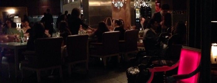 Saam at SLS Hotel is one of Chris' LA To-Dine List.