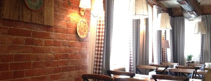 ДжонДжоли is one of Caffe.