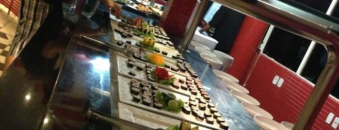 Gralha Azul is one of favorite restaurants.