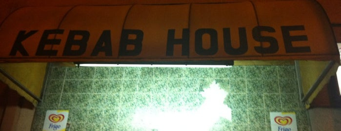 Kebab House is one of hamburguesas y asi.