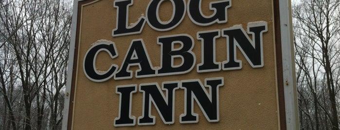 Log Cabin Inn is one of Eateries!.