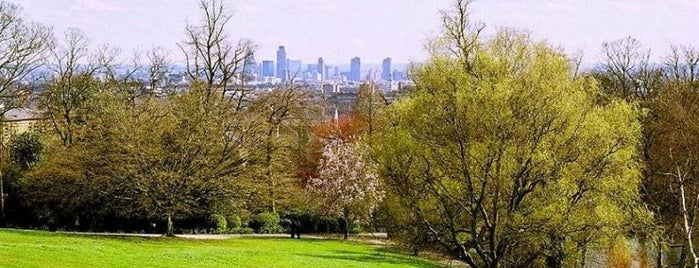 Waterlow Park is one of Must-visit Great Outdoors in London.