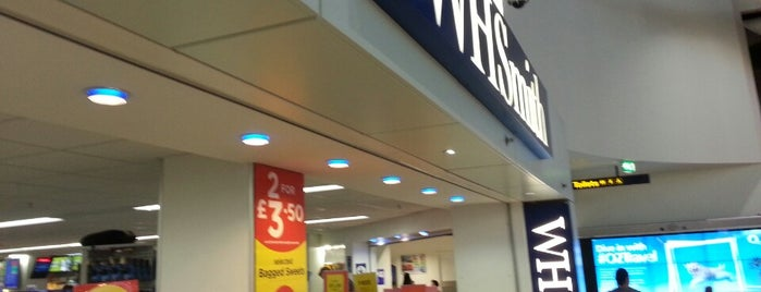 WHSmith is one of Fix.