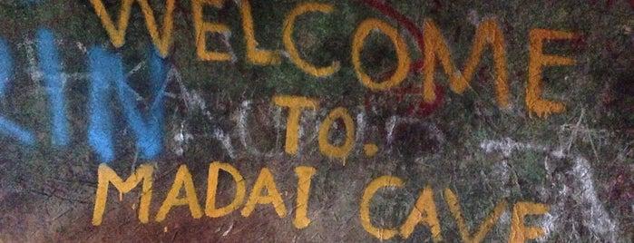 how to get to madai caves from kota kinabalu