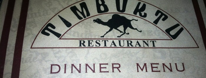 Timbuktu Restaurant and Lounge is one of Food Spots to Try.