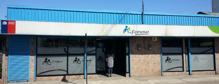 FONASA is one of #Coronel.