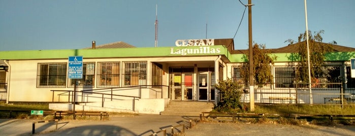 Centro de Salud Familiar (CESFAM) Lagunillas is one of #Coronel.