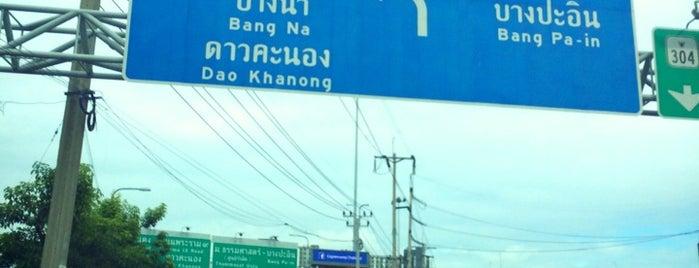 ด่านแจ้งวัฒนะ is one of ถนน.