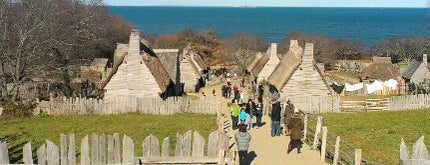 Plimoth Plantation is one of Bean Town Shops & To-Dos.