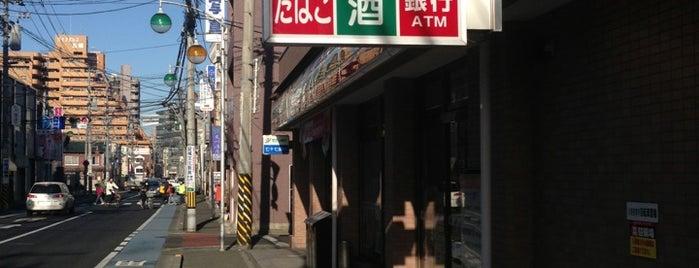 セブンイレブン 仙台荒町店 is one of セブンイレブン@宮城.