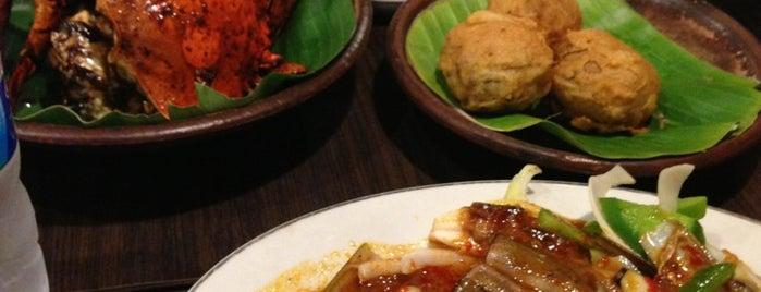 Pondok Sedap Malam is one of 20 favorite restaurants.