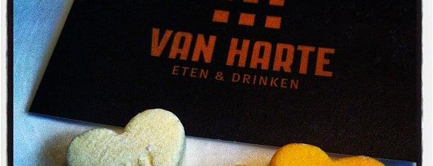 Van Harte is one of Afternoon drinks in Amsterdam.