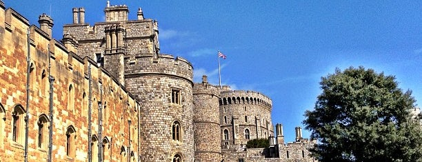 Windsor Castle is one of 死ぬ前に訪れたい歴史ある場所.