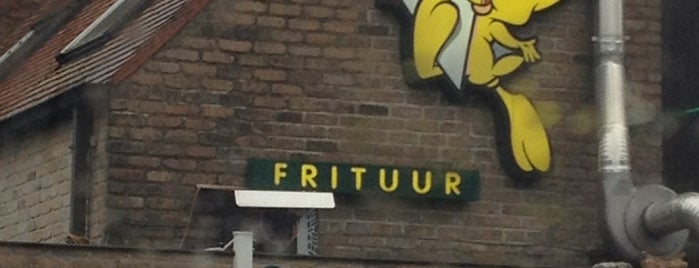 Frituur Twiety is one of Beste Frietkoten in België.