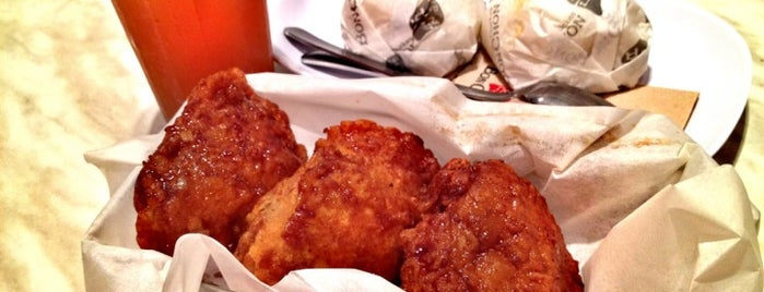 BonChon Chicken is one of Jojo and Toto's Food Tripping List.