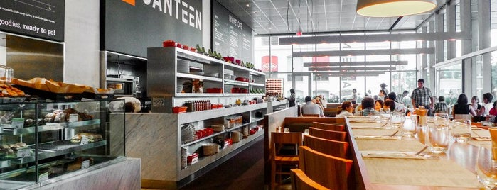 O&B Canteen is one of Vibrant Cities.