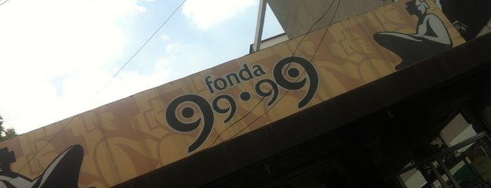 Fonda 99.99 is one of 100 Perfectas Ideas para Dominguear.
