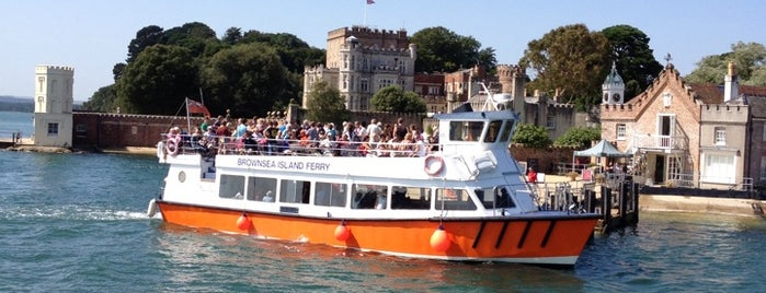 Brownsea Island is one of Shelbyart's Favourite Places.