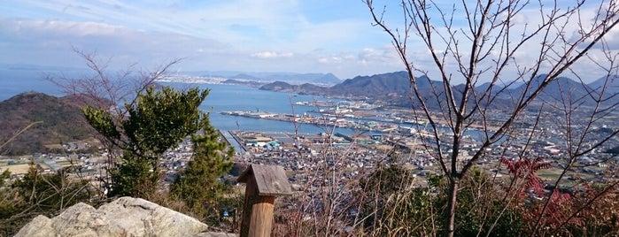 博智山 is one of 四国の山.