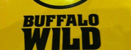 Buffalo Wild Wings is one of Use your Bulldog Bucks.