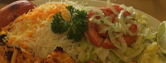 Piccolo mediterranean cusine is one of cheap eats.