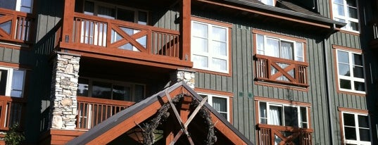 Weider Lodge is one of Blue Mountain Resort Accomodations.