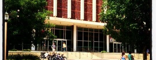 TTU - Texas Tech University Library is one of Top 10 favorites places in Lubbock, TX.