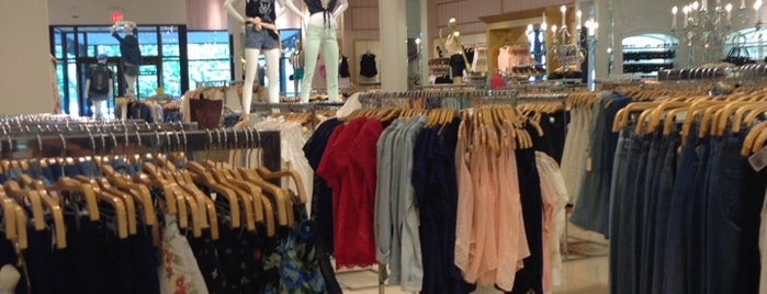 Forever 21 is one of Shopping.