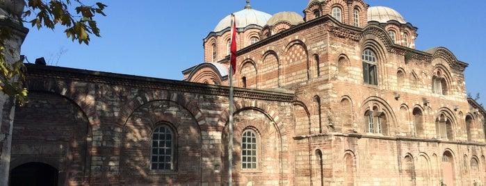 Pammakaristos Church is one of A local's guide: 48 hours in Istanbul, Türkiye.