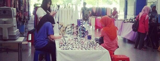 Pusat Persatuan Pelajar (PPP) UTeM is one of UTeM.