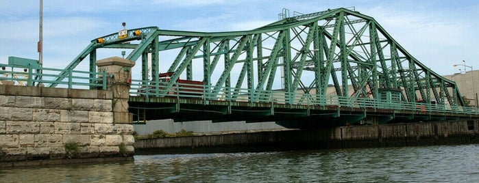Grand Street Bridge is one of NYC Dept of Transportation Bridges.