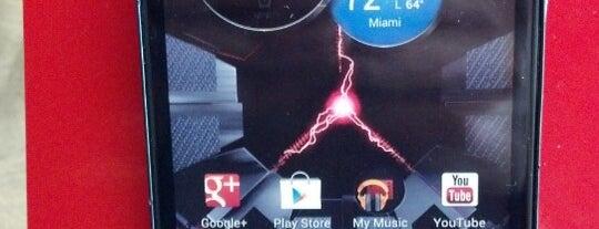 Verizon wireless premium retailer is one of To SU.