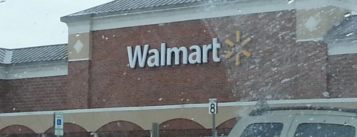 Walmart Supercenter is one of Guide to Clinton Township's best spots.